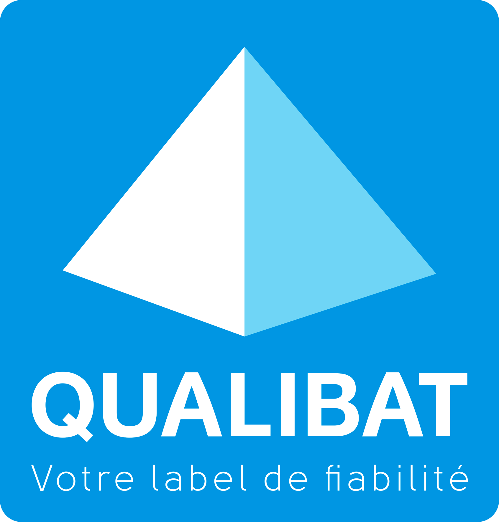 Logo de la certification Qualibat