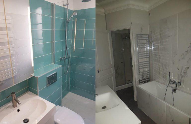 rénovation salles de bains_ Paris