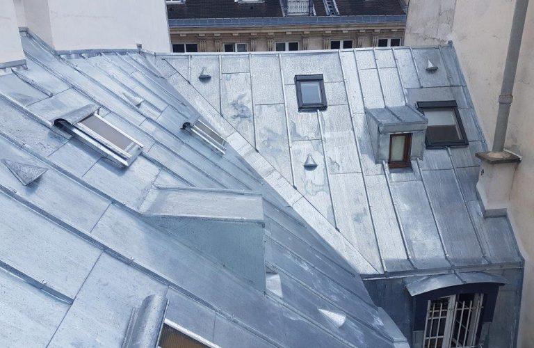 couverture, isolation, fenêtre de toit _ Paris