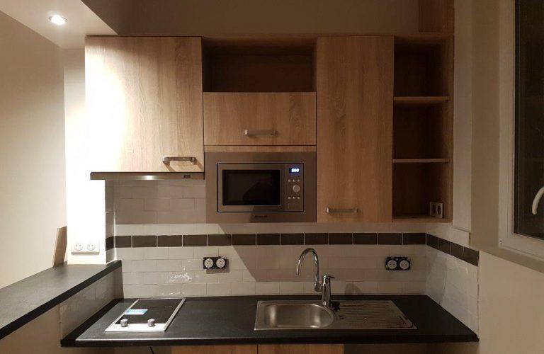 plomberie, électricité, installation cuisine équipée, éclairage encastré _ Paris