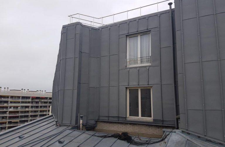toiture et isolation thermique, changement fenêtre _ Paris